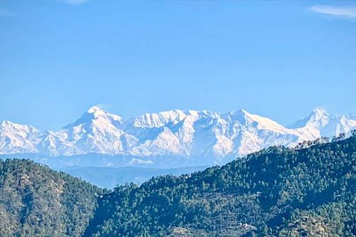 Views near The Calm Cottages Nathuakhan 3