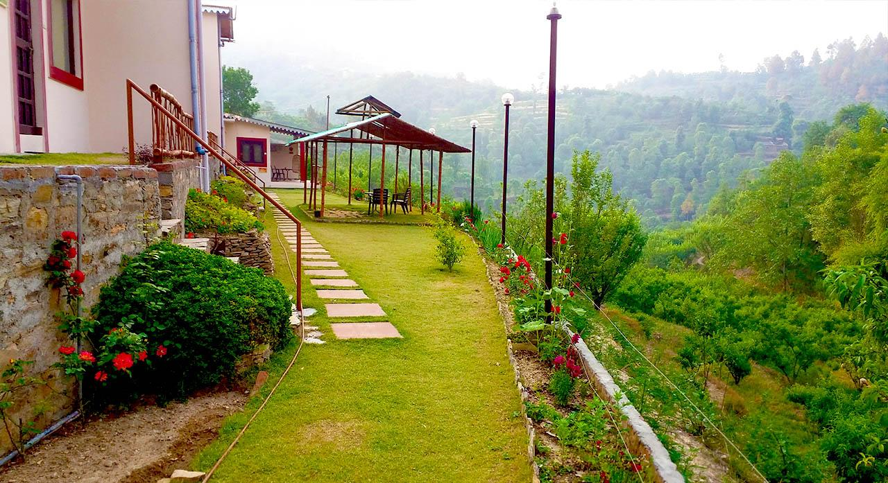 The Calm Cottages Nathuakhan 2