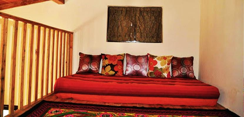 The Calm Cottages Nathuakhan Attic 1