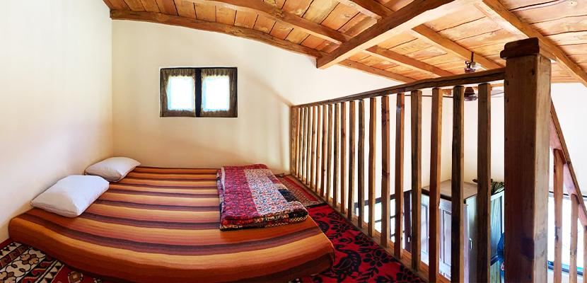 The Calm Cottages Nathuakhan Attic 2