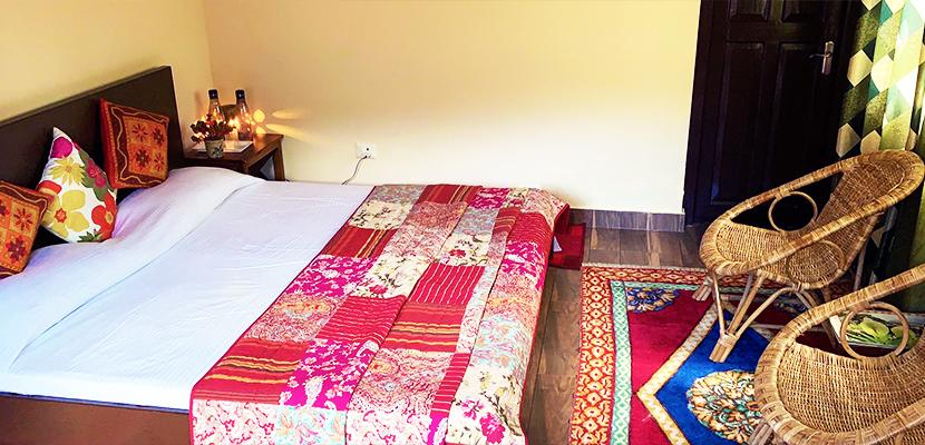 The Calm Cottages Nathuakhan Attic Room 5