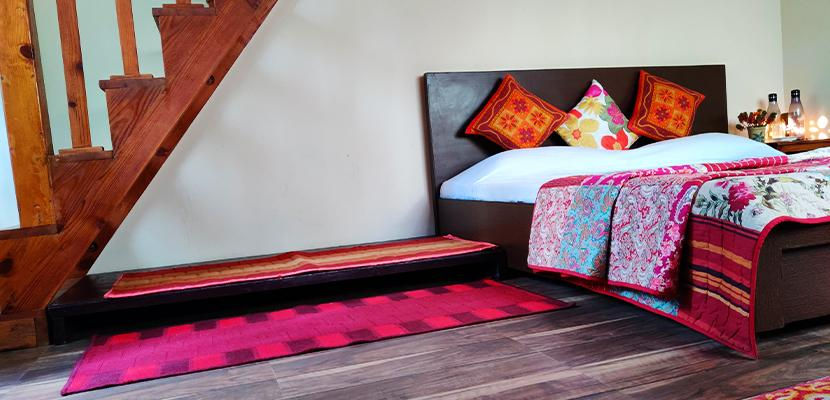 The Calm Cottages Nathuakhan Attic Room 7