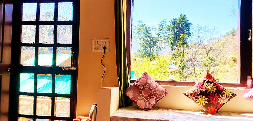 The Calm Cottages Nathuakhan Deluxe Room 4